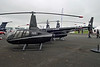 F-GSHS Robinson R66 c/n 0637 Pontoise/LFPT/POX 03-06-16