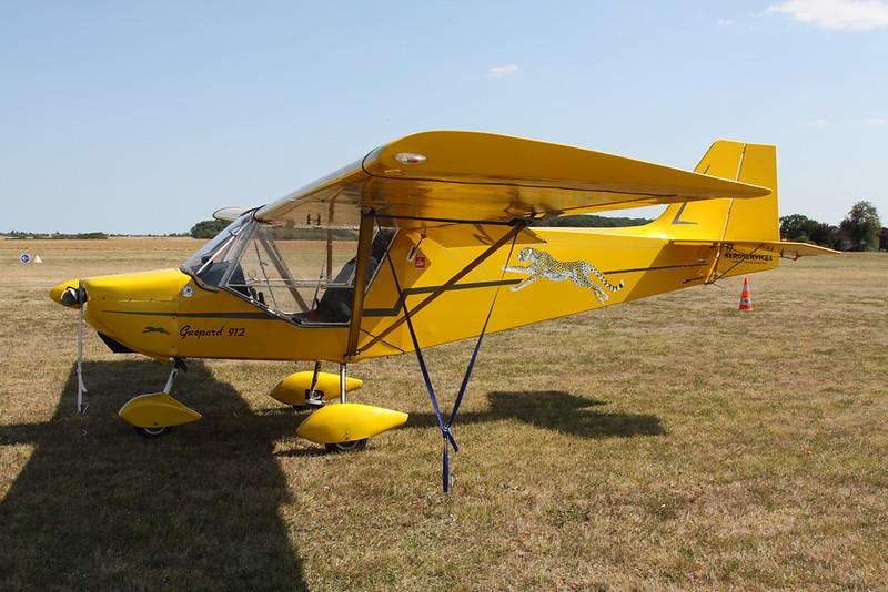 14-IT (F-JXEC) Aero Services Guepard 912 c/n unknown Blois/LFOQ/XBQ 01-09-18
