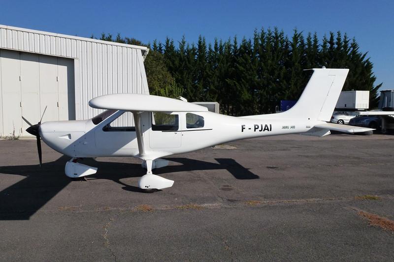 F-PJAI Jabiru J400 c/n 172 Dijon-Darois/LFGI 04-10-11