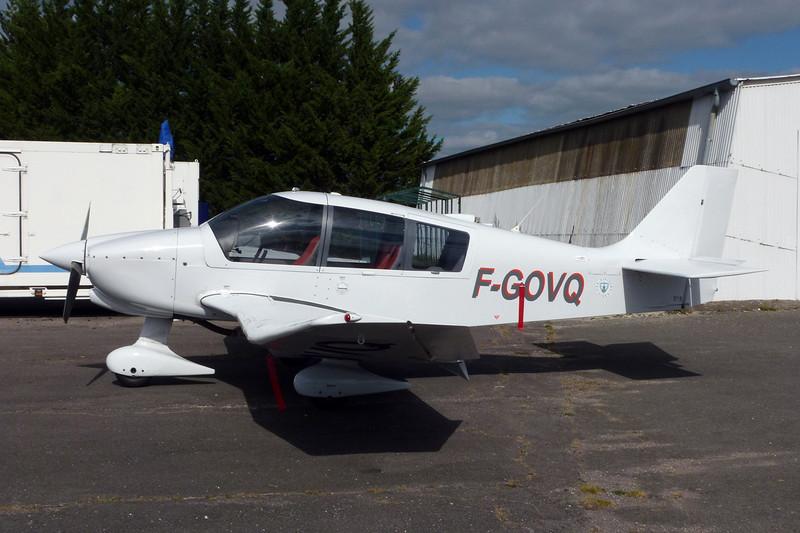 F-GOVQ Robin DR.400-160 Major c/n 2321 Dijon-Darois/LFGI 05-10-11