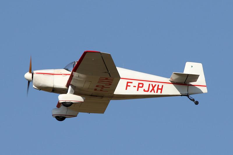 F-PJXH SAN Jodel DR.100A Ambassadeur c/n 202 Blois/LFOQ/XBQ 01-09-18