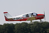 F-GKQJ Robin DR.400-180 Regent c/n 2046 Schaffen-Diest/EBDT 11-08-12