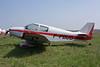 F-PBUG Jodel Delmontez-Hugueny DH.251 c/n 01 Beaune/LFGF/XBV 17-04-10