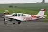 F-BSEA Beech E33A Bonanza c/n CE-249 Pontoise/LFPT/POX 03-06-16
