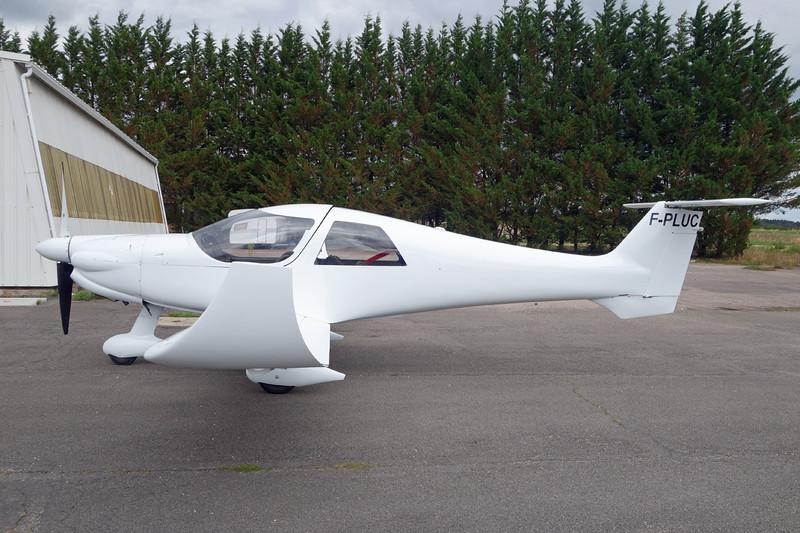 F-PLUC Dyn'Aero MCR-4S 2002 c/n 26 Dijon-Darois/LFGI 05-09-15