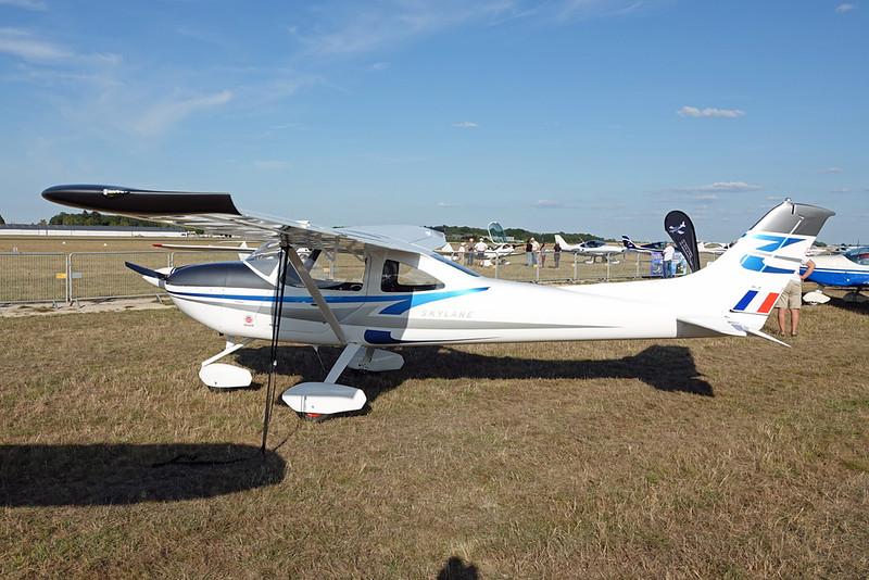 70-NO (F-JEQL) AirLony Skylane Classic UL c/n 114 Blois/LFOQ/XBQ 30-08-19