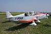 F-POUF Jodel Delmontez-Hugueny DH.251PR c/n 03 Beaune/LFGF/XBV 17-04-10