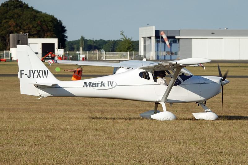 13-TO (F-JYXW) B&F Technik Funk  Fk.9 Mk.1 c/n 04-314 Blois/LFOQ/XBQ 30-08-19