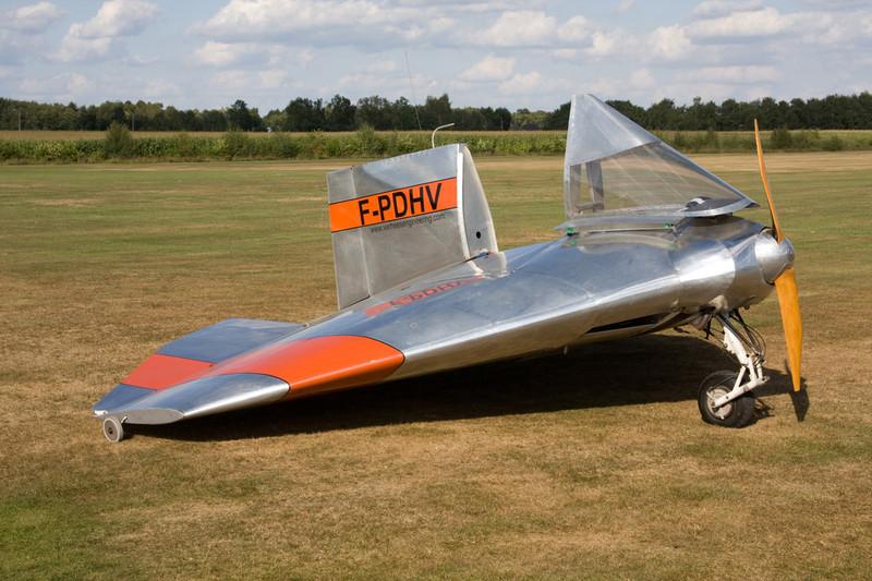 F-PDHV Verhees Delta c/n 01 Hasselt-Kiewit/EBZH 29-08-09
