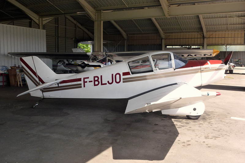 F-BLJO SAN Jodel DR.1050M c/n 475 Pontarlier/LFSP 08-06-13