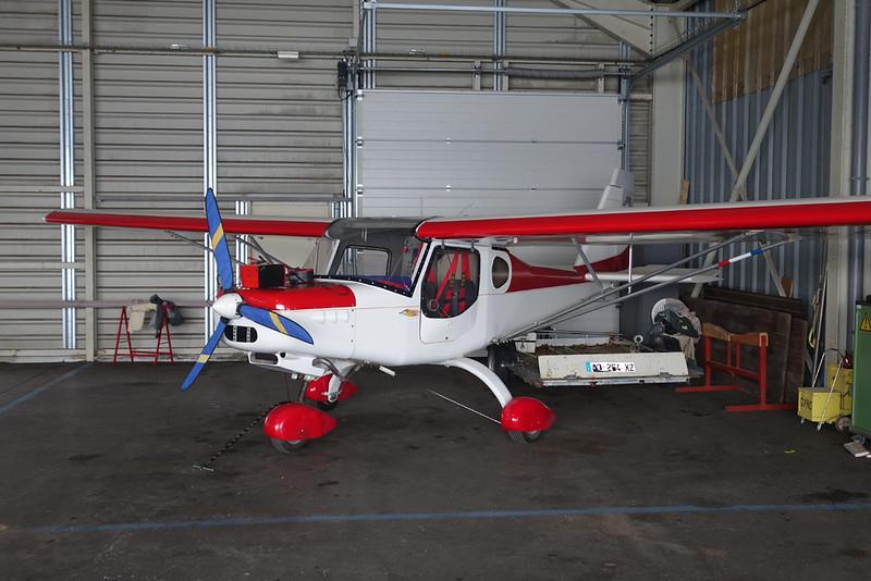 34-PM Buse Air 150 c/n unknown Pontarlier/LFSP 22-11-19