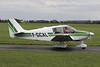 F-GCAL Robin DR.400-120 Petit Prince c/n 1424 Royan-Medis/LFCY/RYN 06-08-11