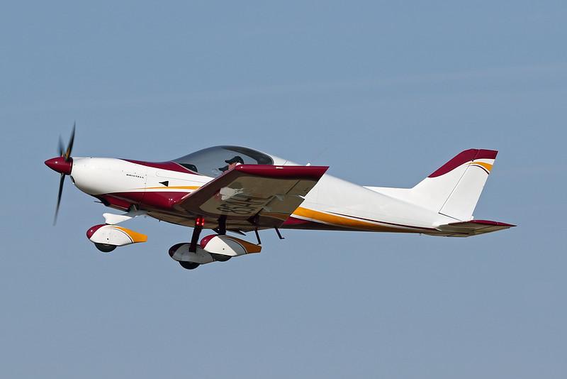 85-AHL (F-JUEK) BRM Aero NG-5 Bristell XL8 c/n unknown Blois/LFOQ/XBQ 01-09-18