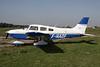 F-HADF Piper PA-28-181 Archer III c/n 2843040 St.Andre de L'Eure/LFFD 10-10-10