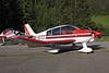 F-GTZT Robin DR.400-180 Regent c/n 2452 Megeve/LFHM/MVV 04-07-08