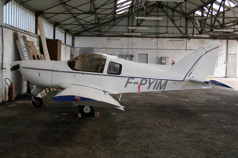 F-PYIM Lucas LL-5 c/n 1 Valence/LFLU/VAF 18-06-06