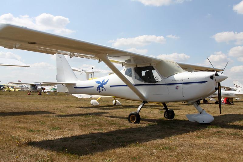 67-BLT (F-JEEQ) B & F Technik Fun FK.9 Mk.IV c/n 335 Blois/LFOQ/XBQ 01-09-18