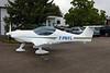 F-PNVL Dyn'Aero MCR-01 Banbi c/n 45 Dijon-Darois/LFGI 09-09-11