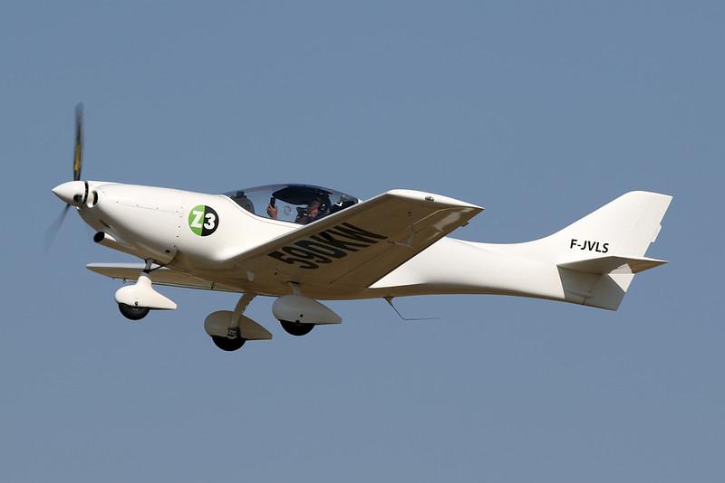 59-DKW (F-JVLS) Vanessa Air VL-3 Evolution c/n unknown Blois/LFOQ/XBQ 01-09-18
