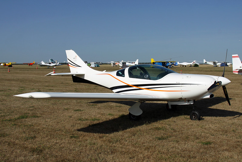 57-BON (F-JTLE) Vanessa Air VL-3 Evolution c/n VL-3-154 Blois/LFOQ/XBQ 02-09-18