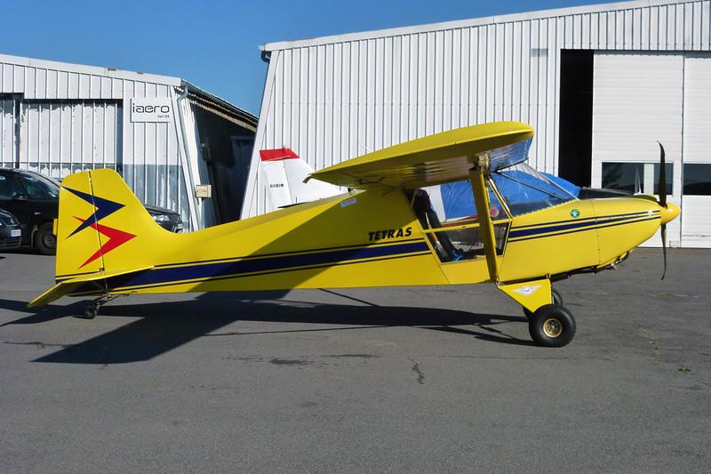 21-XT (F-JSRG) Humbert Tetras 912B c/n unknown Dijon-Darois/LFGI 04-10-11
