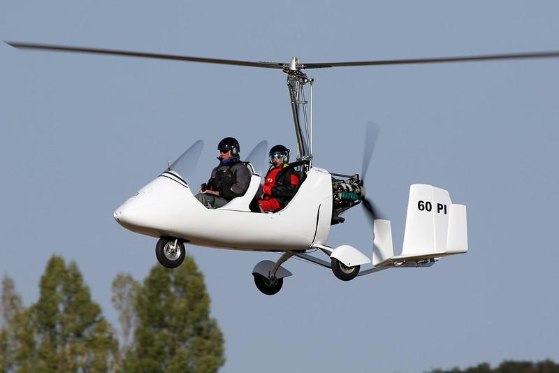 60-PI (F-JYAM) Autogyro Europe MT-03 c/n unknown Blois/LFOQ/XBQ 01-09-18