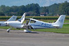 F-GTCI Cirrus Design SR-20 c/n 1768 Grenoble-Le Versoud/LFLG 11-09-11