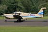 F-GMSE Piper PA-28RT-201T Turbo Arrow IV c/n 28R-8131042 Spa-La Sauveniere/EBSP 05-08-07
