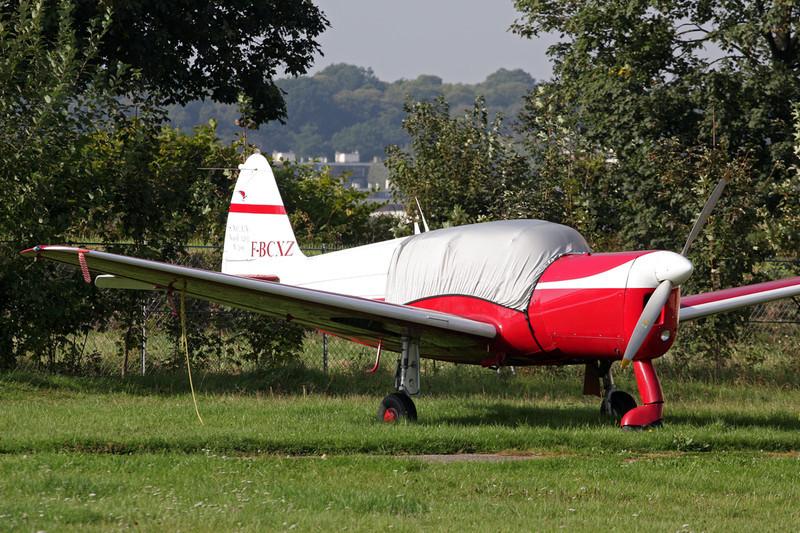 F-BCXZ SNCAN N.1203 Norecrin II c/n 309 St.Cyr L'Ecole/LFPZ 10-10-10