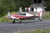 F-BOPZ SAN Jodel D.140E Mousquetaire IV c/n 189 Megeve/LFHM/MVV 04-07-08