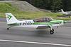 F-PCDO Jodel D.140R Abeille c/n 454 Megeve/LFHM/MVV 04-07-08