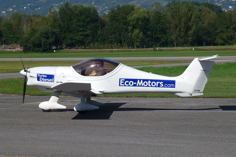 38-RX Dyn'Aero MCR-1 Banbi c/n 260 Grenoble-Le Versoud/LFLG 11-09-11