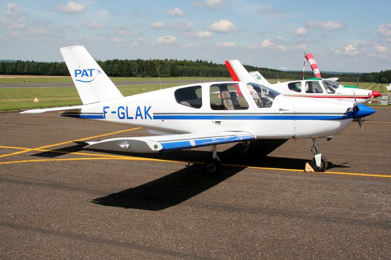 F-GLAK Socata TB-9 Tampico Club c/n 1108 Spa-La Sauveniere/EBSP 03-08-07