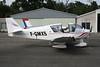 F-GMXS Robin DR.400-140B Major 80 c/n 2233 Muret/LFBR 17-07-07