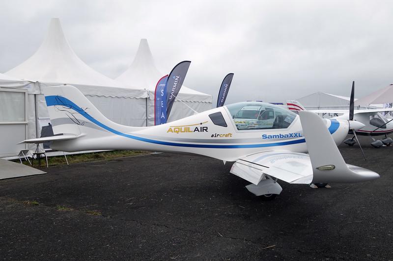 69-ZD (F-JTFJ) Urban Air URM-10 Samba XXL c/n unknown Pontoise/LFPT/POX 03-06-16