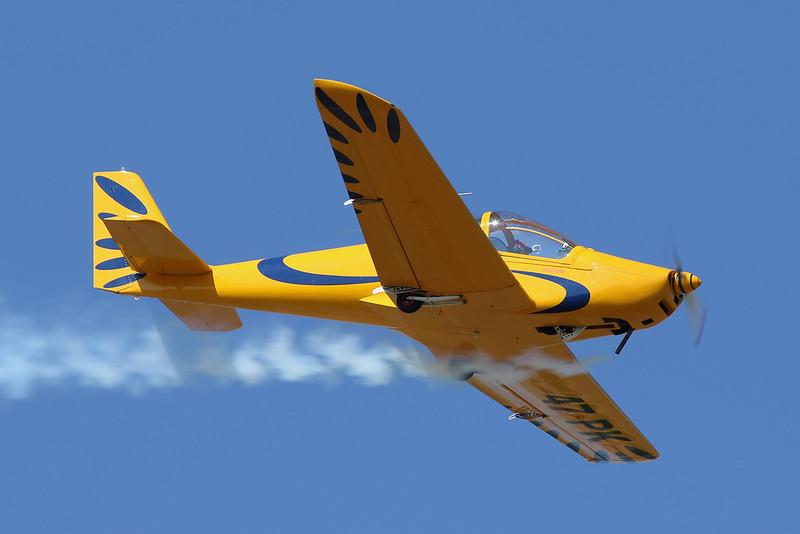 47-PK (F-JKGV) Jihlavan Airplanes KP-2U  Sova c/n unknown Blois/LFOQ/XBQ 01-09-18