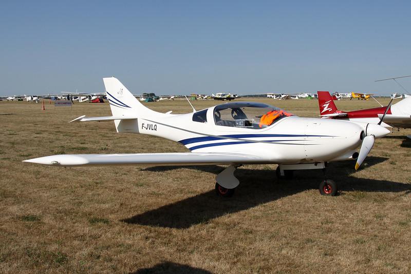 59-DLI (F-JVLQ) Vanessa Air VL-3 Evolution c/n VL-3-118 Blois/LFOQ/XBQ 02-09-18