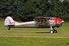 F-GJTX Cessna 195 c/n 7496 Schaffen-Diest/EBDT 12-08-12