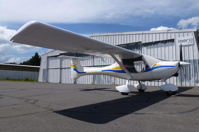 21-UA Fantasy Air Allegro SW c/n unknown Dijon-Darois/LFGI 09-06-13