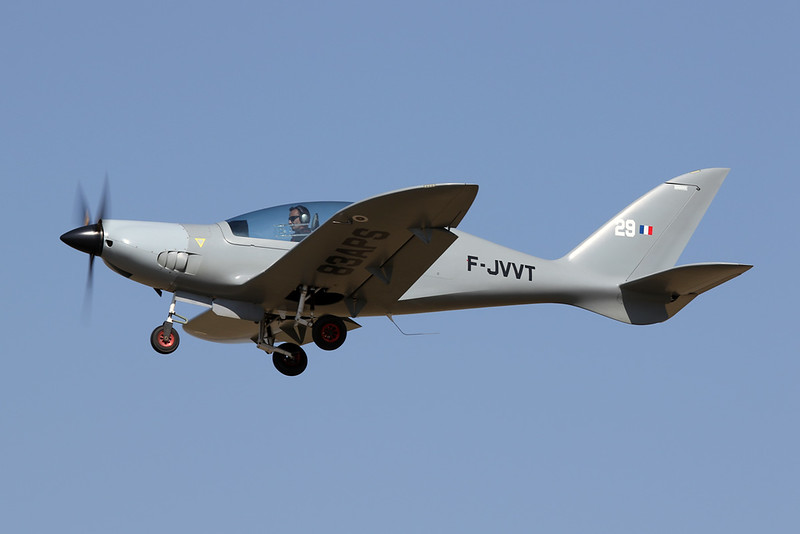 83-APS (F-JVVT) Shark Aero Shark c/n 029/2014 Blois/LFOQ/XBQ 01-09-18