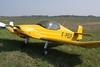 F-PBDR Jodel D.18 c/n 98 Beaune/LFGF/XBV 17-04-10