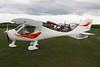 40-IX (F-JRMW) Flight Design CT SW c/n unknown Avernas/EBAV 25-08-13