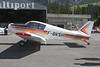 F-BKSH SAN Jodel D.140 Mousquetaire c/n 94 Megeve/LFHM/MVV 04-07-08