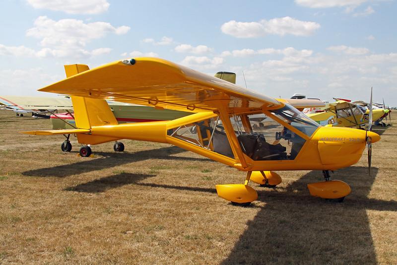 54-AOG (F-JSGH) Aeroprakt A.22 L2 Vision c/n 352 Blois/LFOQ/XBQ 01-09-18