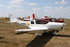 59-CXQ (F-JWMG) Vanessa Air VL-3 Flamingo c/n VL-3-034 Blois/LFOQ/XBQ 01-09-18