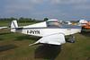 F-PVYN Jodel D.18T c/n 483 Hasselt/EBZH 27-08-17