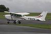 F-GLEA Cessna 172N c/n 172-72260 Royan-Medis/LFCY/RYN 06-08-11