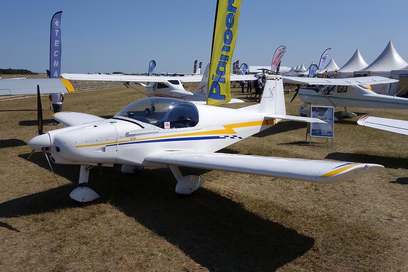 26-AGB (F-JUPD) Alpi Aviation Pioneer 200 c/n unknown Blois/LFOQ/XBQ 02-09-18