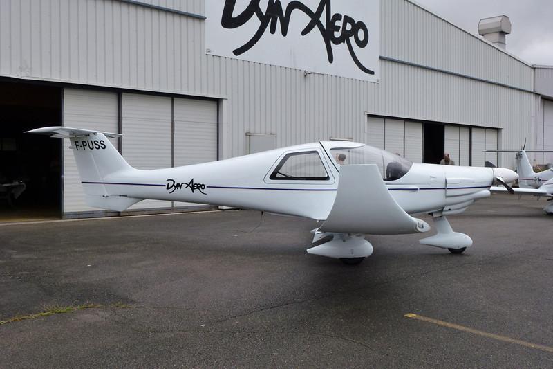 F-PUSS Dyn'Aero MCR-4S 2002 c/n 99 Dijon-Darois/LFGI 09-09-11