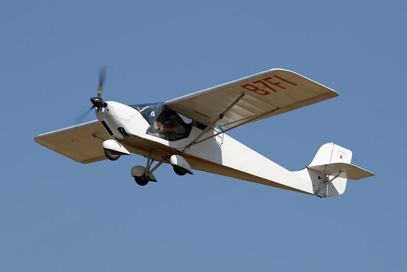 87-FI (F-JXUI) Didier Pti't Avion c/n unknown Blois/LFOQ/XBQ 01-09-18